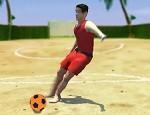 كرة القدم الشاطئية